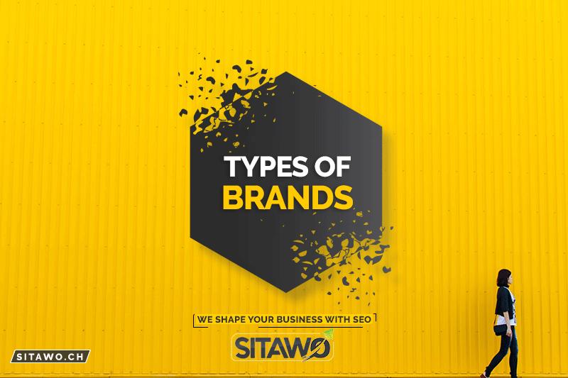Branding-types