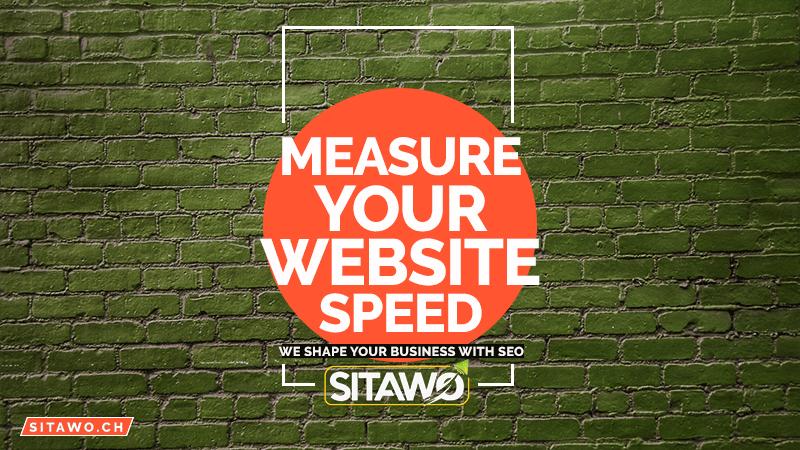 Measure-website-speed