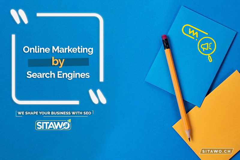 Online-marketing-by-search-engines
