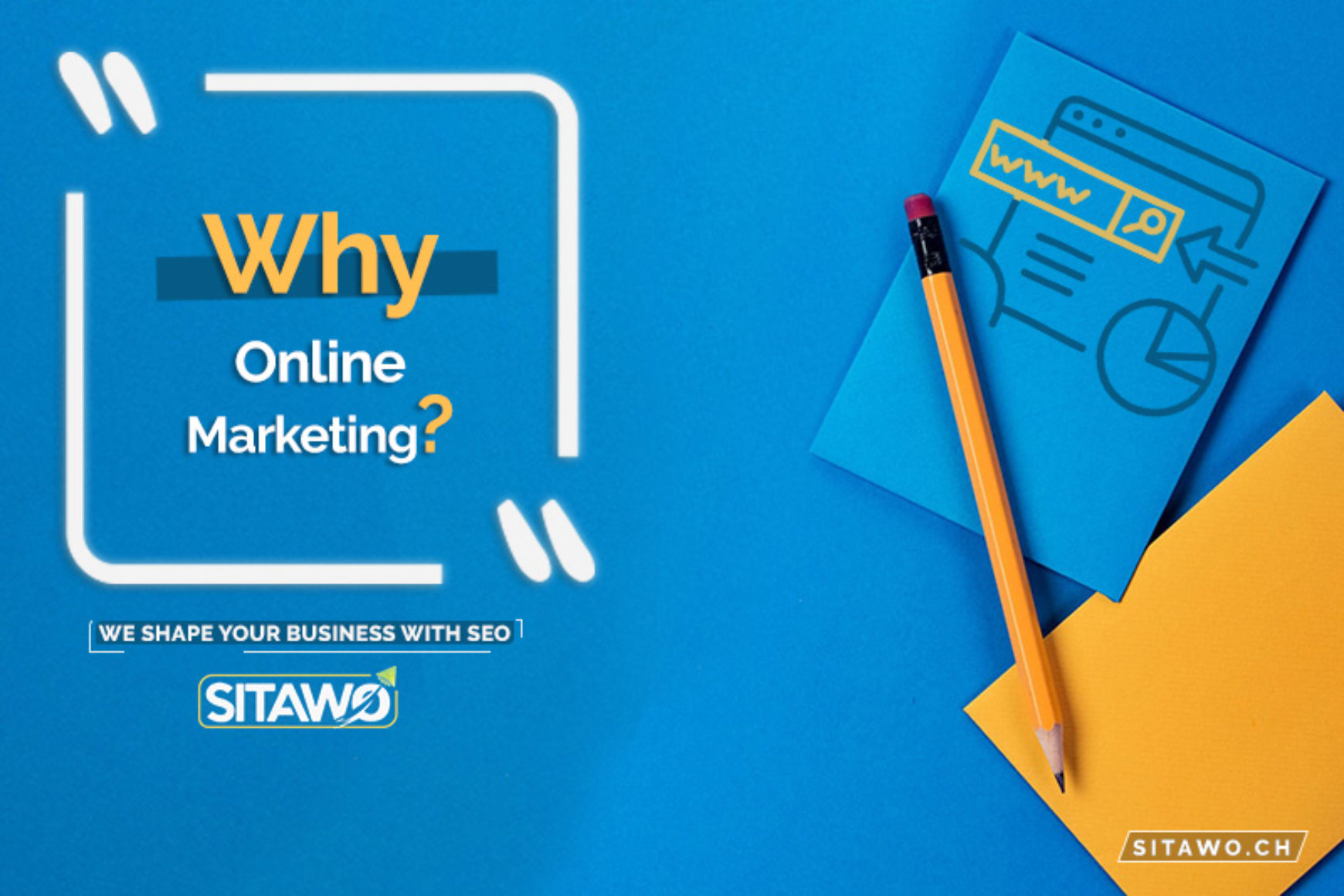 Why Online Marketing?