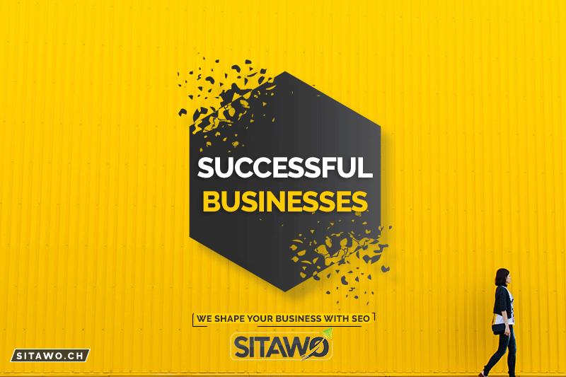 Erfolgreiche Unternehmen